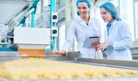 Barometro dell'economia - Comparto manifatturiero