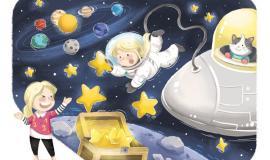 Die Sterne im Visier