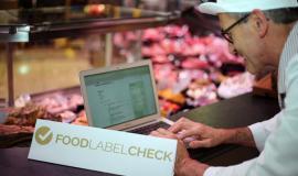 Food Label Check