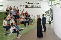 Visita al talentcenter