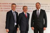 Slowenische Wirtschaftsdelegation