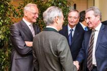 Grenke, Ebner, Leitl, Oettinger