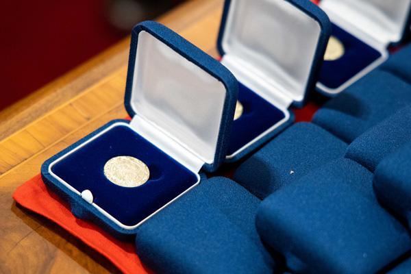 wirtschaftspreis medaille