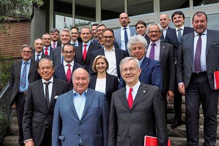 10. Euregio Handelskammer Treffen
