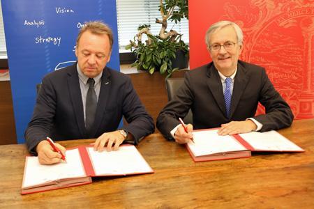 Abkommen IRECOOP Handelskammer Bozen