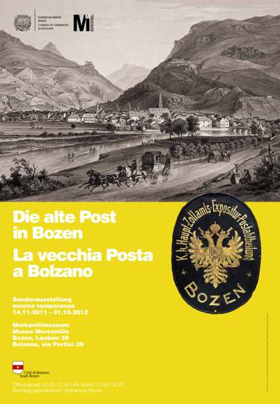 La vecchia Posta a Bolzano